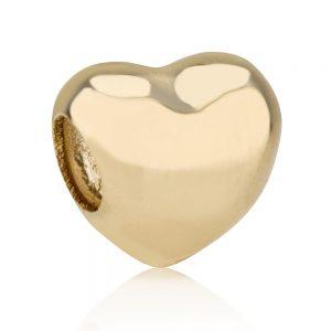 חרוז Golden Heart