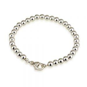צמיד איימי L בייסיק - Silver 925