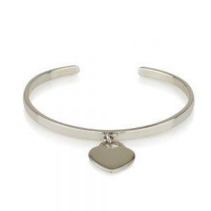 צמיד לורנס לב טיפאני - Silver 925