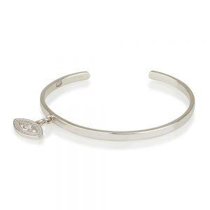 צמיד לורנס עין - Silver 925