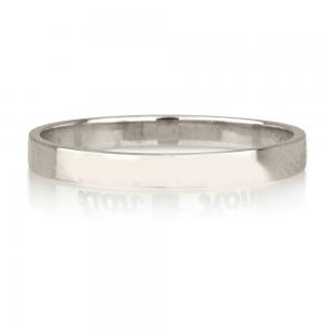 טבעת חישוק - זהב 14K