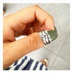 טבעת עם חריטה