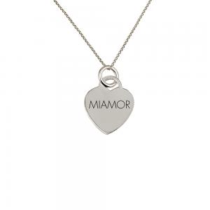 שרשרת אהבה שלי - Silver925