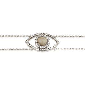 צמיד Spaciel eye - זהב 14K