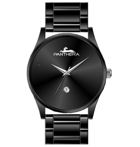 שעון Panthera בלאק וואיט