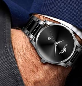 שעון Panthera מיקס בלאק