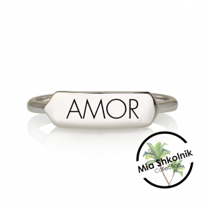 AMOR Ring - SILVER925