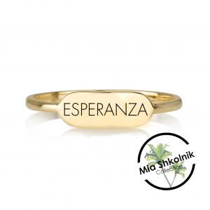 ESPERANZA Ring - 14K