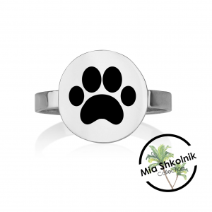 Puppy Ring – SILVER925