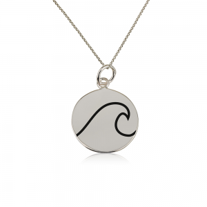 My Wave Necklace - Silver925