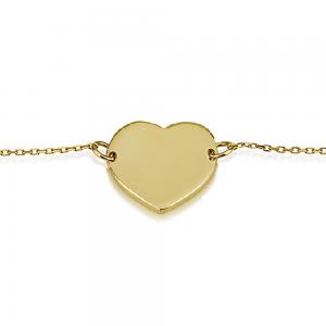 צמיד My Heart - זהב 14K
