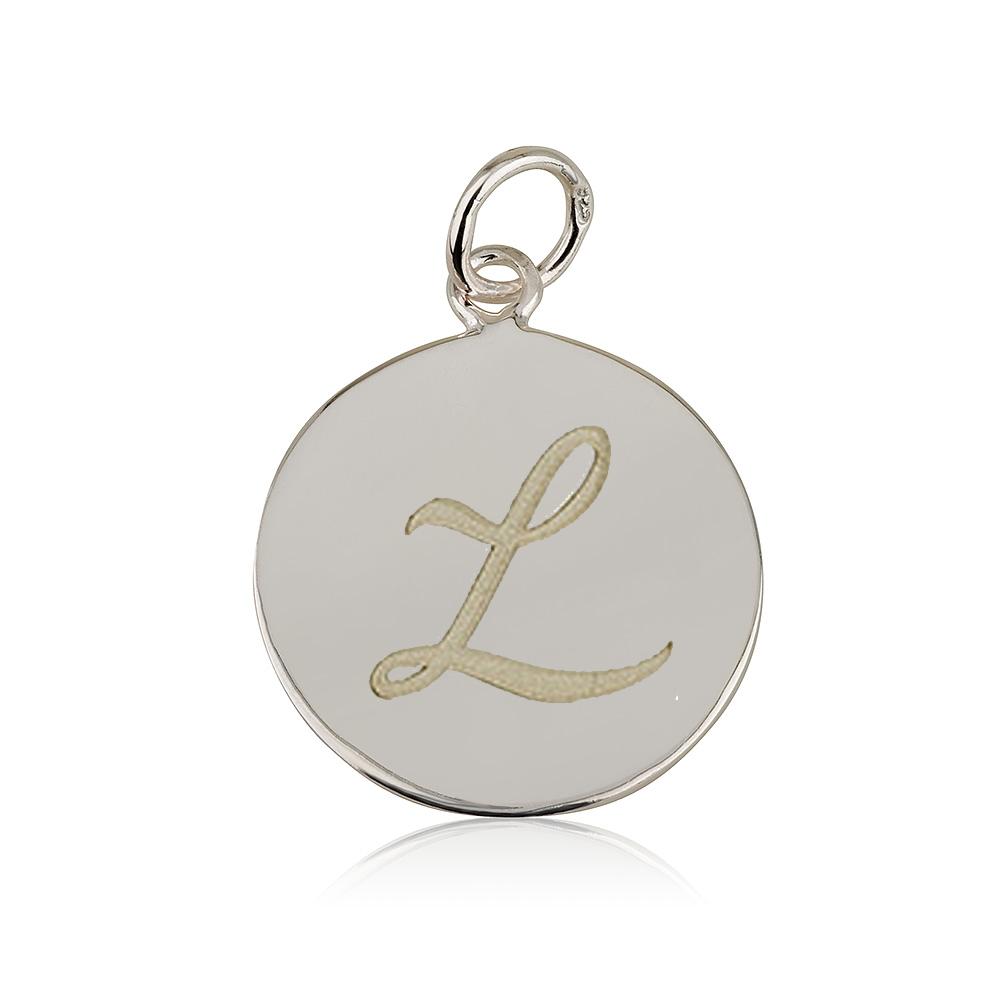 תליון מטבע - Silver 925
