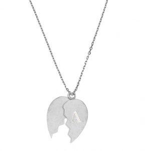 שרשרת Anya's Heart - זהב 14K
