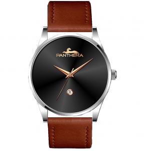 שעון Panthera בראון