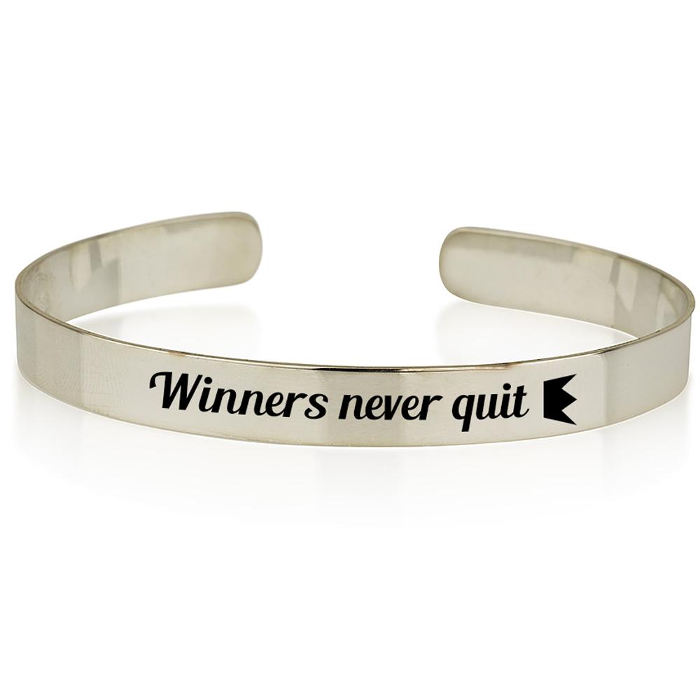צמיד ניצחון - Silver 925