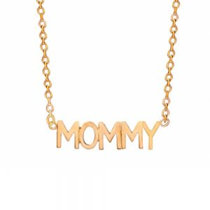 שרשרת לאמא- תליון בעיצוב אישי