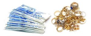 מחליפים זהב במזומן