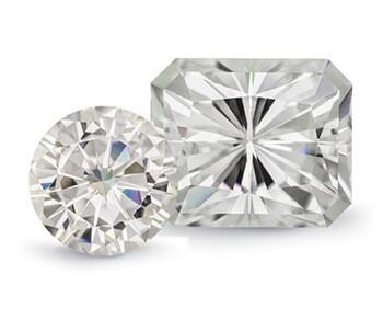 חיקוי ליהלום-אבן MOISSANITE